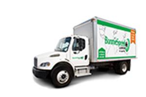 Bonnie Speed Logistics truck
